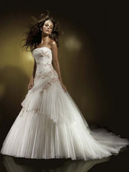 2010 new Wedding Dresses Bridal Gown custome-made DS010