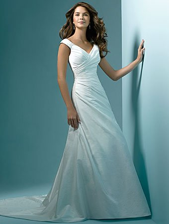 New Custom-made Romantic Sexy wedding Dresses Gown DS025