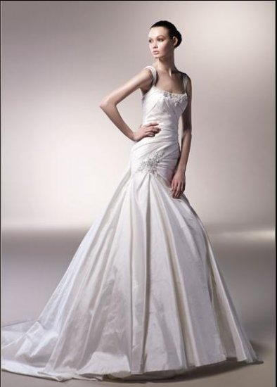 New Wedding Dress Bridesmaids Bridal Gown Custom/Hot DS032