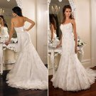 2010 White Wedding Dress Gown Size all DS043