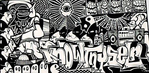 RICO 1 GRAFFITI abstract ART juxtapoz Urban pop street