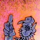 RICO  abstract GRAFFITI ART pop street canvas painting