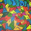 RICO 1 GRAFFITI abstract ART outsider Urban pop street
