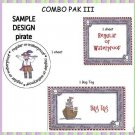 LABELS and TAGS for your Childrens Items - CAMP SCHOOL