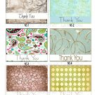 Personalized Notecards Thank You Cards