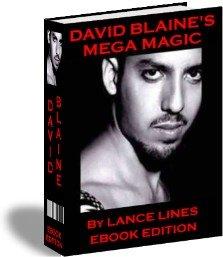 David Blaine Mega Magic