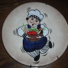 Linda Jacque's Fat Chef Collector Plates