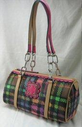 Tartan Handbag 9