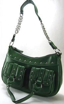 New Green Handbag