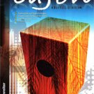 Cajon - English Edition Book/CD Set by Matthias Philipzen