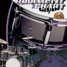 Drum Rudiment Chart Chart/CD Set by Joe Maroni