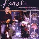 Ostinato & Polyrhythms DVD by Panos Vassilopoulos