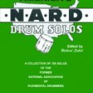 America's NARD Drum Solos a collection of 150 solos