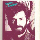 Forever KENNY LOGGINS piano vocal guitar sheet music free shipping