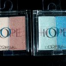 LOreal HOPE Set of 2 Eyeshadow Duos