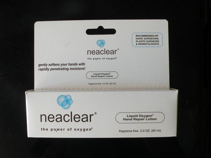 Neaclear Liquid Oxygen Hand Repair Lotion