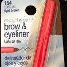 Maybelline expertwear Brow & Eyeliner Light Brown