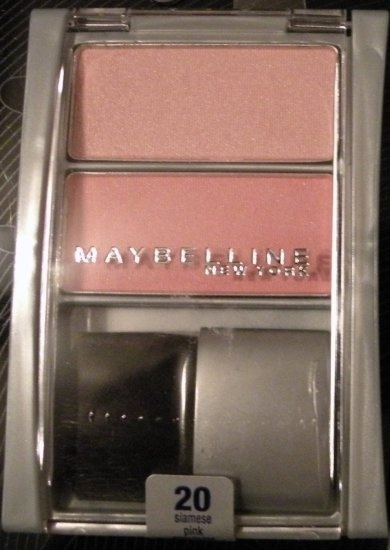 Maybelline Expert Wear Blush Duo in Siamese Pink 20