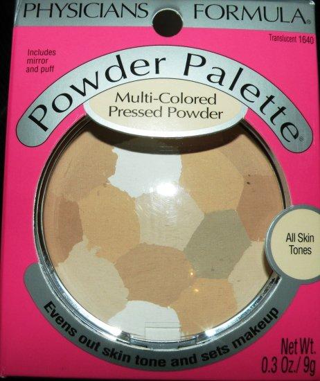 Physicians Formula Translucent Powder Palette (multicolored, pressed)