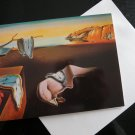 "Blank Card: Salvador Dali ""The Persistence of Memory"""