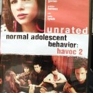 Havoc 2: Normal Adolescent Behavior dvd, like new condition