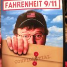 Fahrenheit 9/11, like new dvd