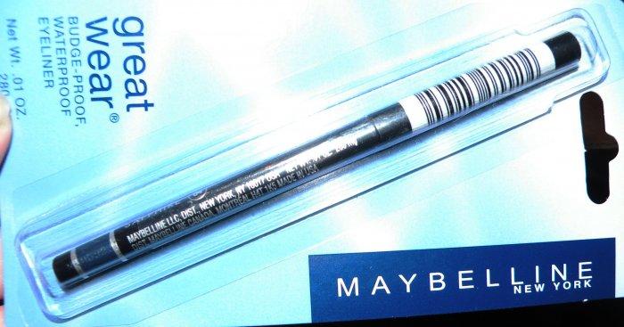 Maybelline Great Wear Eyeliner waterproof Sapphire Blue