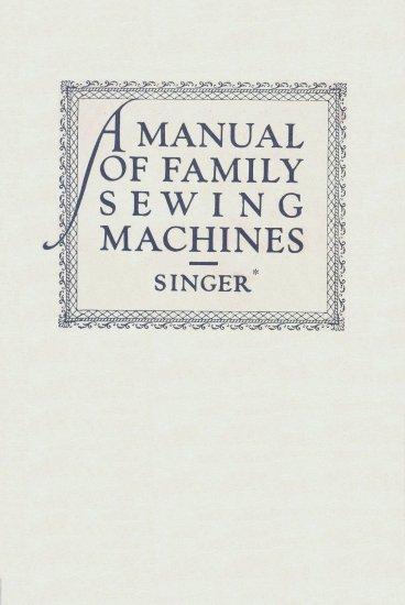 Singer 15k26 15k80 28k 66k 99k 127k 128k 201k MANUAL in pdf format