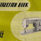 KOZ Sewing Machine MANUAL in pdf format
