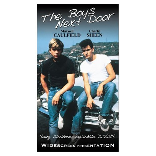 The Boys Next Door (VHS) 1985