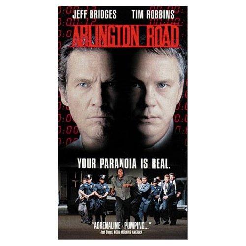 Arlington Road (VHS) 1999