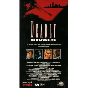 Deadly Rivals (VHS) 1992