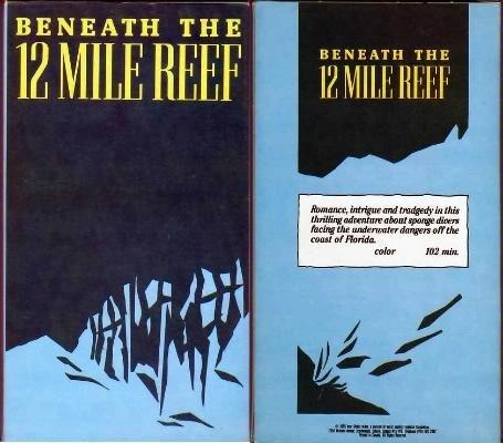 Beneath the Twelve Mile Reef (VHS) 1953