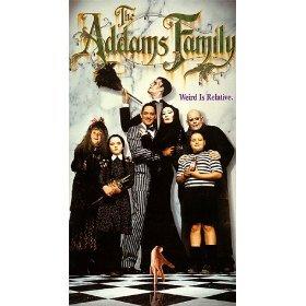 Addams Family (VHS) 1991