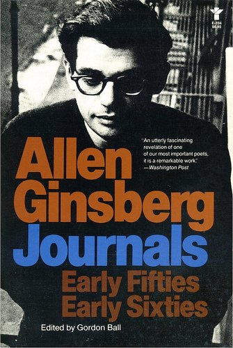 Journals Early Fifties Early Sixties by Allen Ginsberg (Book) 1977