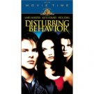 Disturbing Behavior (VHS) 2002