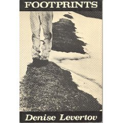 Footprints by Denise Levertov (Book) 1972