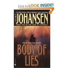 Body Of Lies by Iris Johansen (Book) 2002