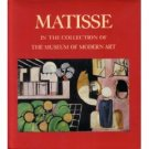Matisse In the Collection of the Museum of Modern Art by John Elderfield (Book) 1978