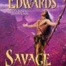 Savage Dawn by Cassie Edwards (Book)2009