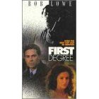 First Degree (VHS) 1995