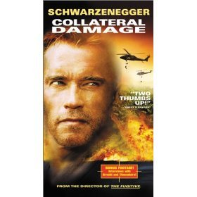 Collateral Damage (VHS) 2001