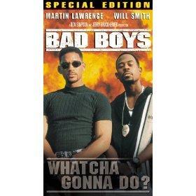 Bad Boys (VHS) 1995