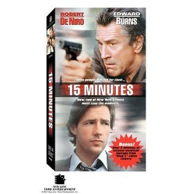 15 Minutes (VHS) 2001