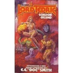 Lord Tedric by Gordon Eklund (Book) 1978