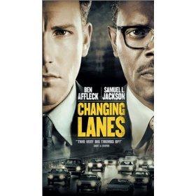 Changing Lanes (VHS) 2002