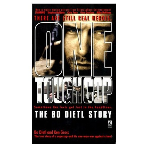 One Tough Cop by Bo Dietl and Ken Gross (Book) 1988