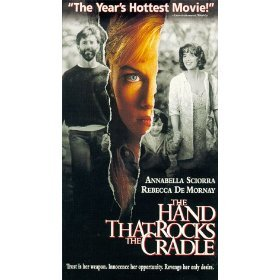 The hand That Rocks the Cradle (VHS) 1992