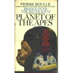 Planet Of the Apes by Pierre Boulle (Book) 1964