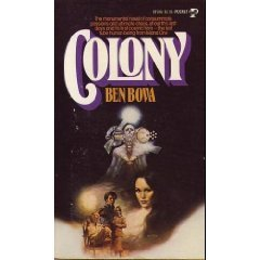 Colony by Ben Bova (Book) 1979
